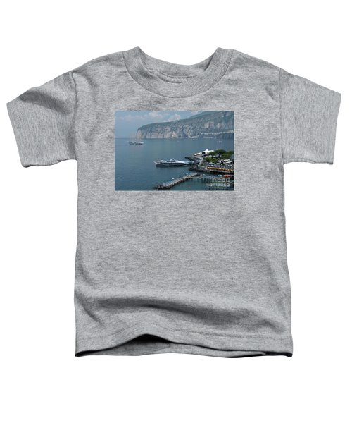 Sorrento Port Toddler T-Shirt