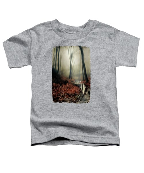 Sounds Of Silence Toddler T-Shirt