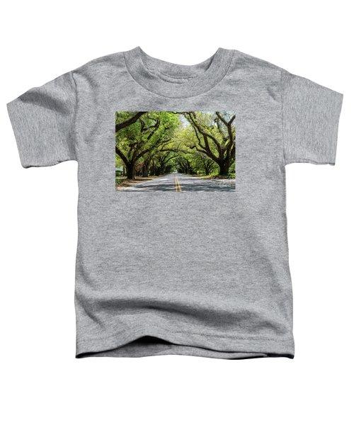 South Boundary Ave Aiken Sc Toddler T-Shirt