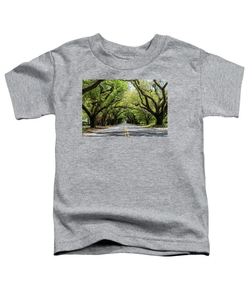 South Boundary Ave Aiken Sc Toddler T-Shirt