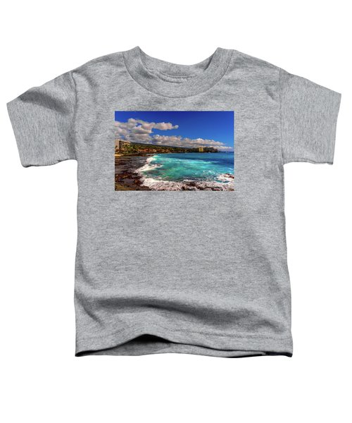Southern View Of The Shore Toddler T-Shirt