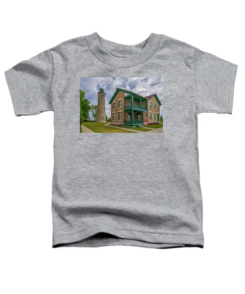 Southport Lighthouse  Toddler T-Shirt