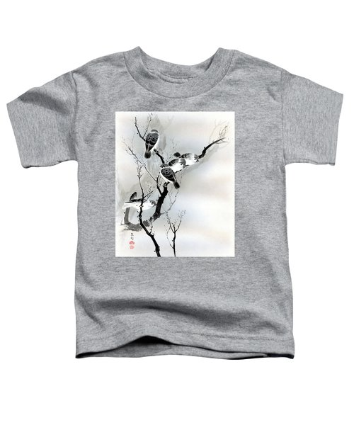 Sparrows Toddler T-Shirt