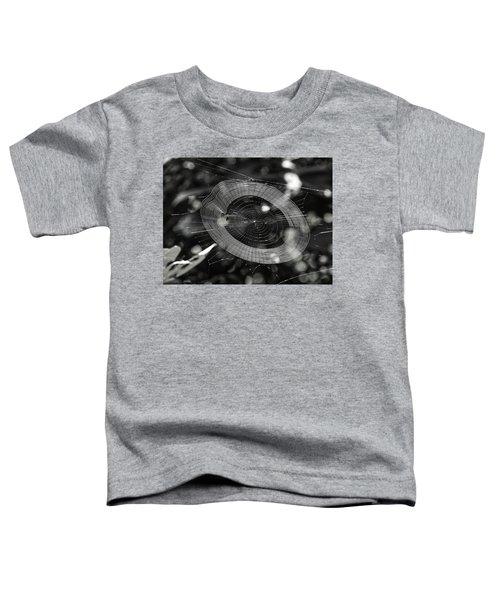 Spinning My Web Toddler T-Shirt