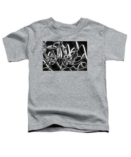 Spirals Of Light Toddler T-Shirt