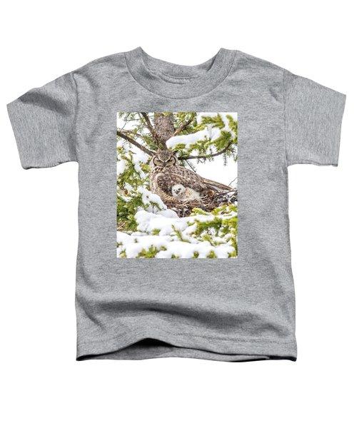 Spring Caregiver Toddler T-Shirt