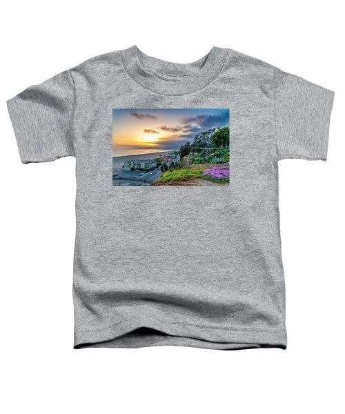 Spring In The Park On The Bluffs Toddler T-Shirt
