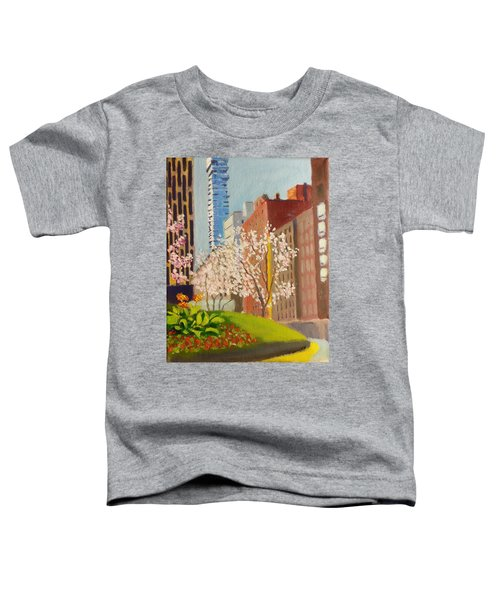 Spring In Worth St Toddler T-Shirt