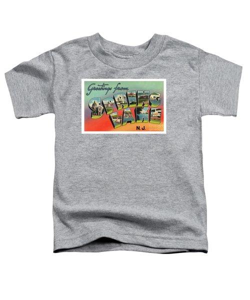 Spring Lake Greetings Toddler T-Shirt