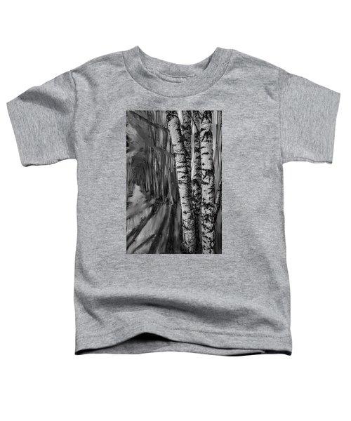 springtime ligh BW #i6 Toddler T-Shirt
