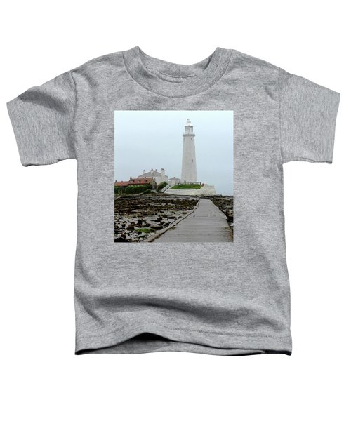St Mary's Lighthouse Toddler T-Shirt