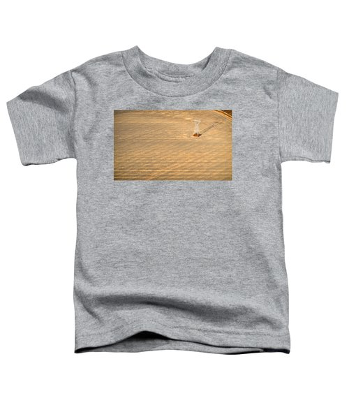 Toddler T-Shirt featuring the photograph Standing Tall by Carl Young