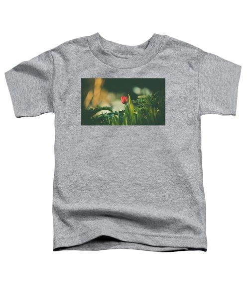 Start Of Spring Toddler T-Shirt