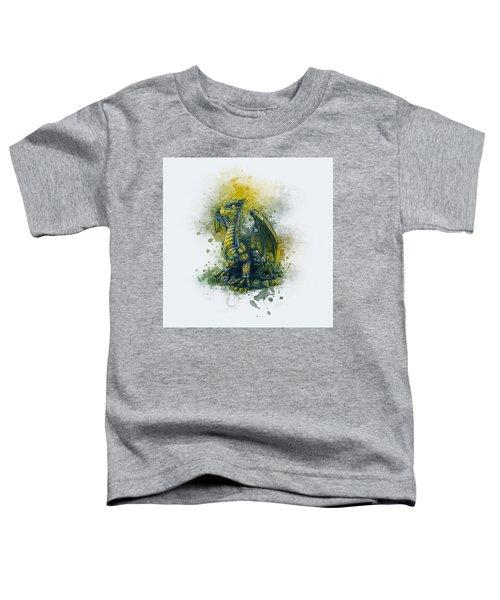 Steampunk Dragon Toddler T-Shirt