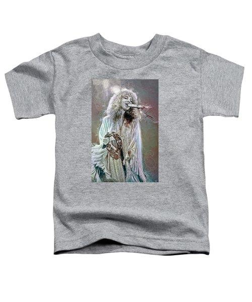 Stevie Nicks Toddler T-Shirt