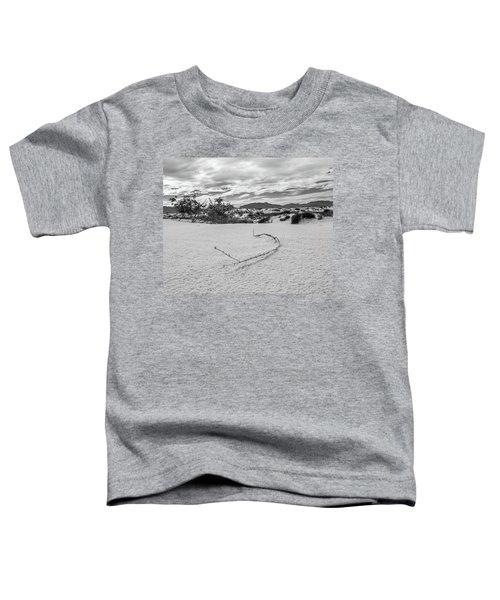 Sticky Sand Toddler T-Shirt