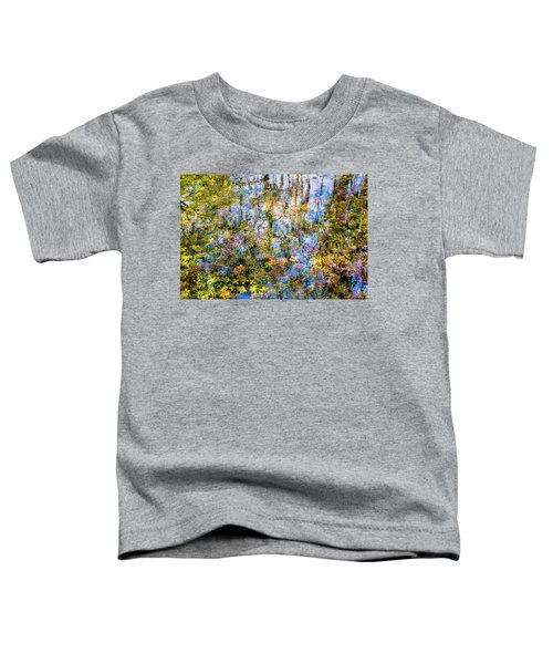 Stillness Holds Everything Toddler T-Shirt