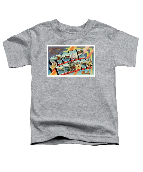 Stone Harbor Greetings Toddler T-Shirt