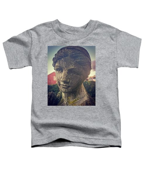 Stone Lady Toddler T-Shirt