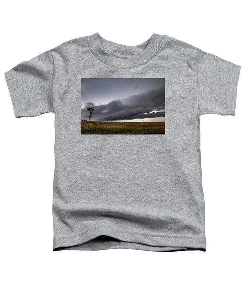 Storm Chasin In Nader Alley 004 Toddler T-Shirt