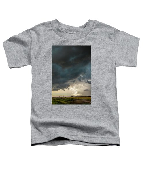Storm Chasin In Nader Alley 012 Toddler T-Shirt