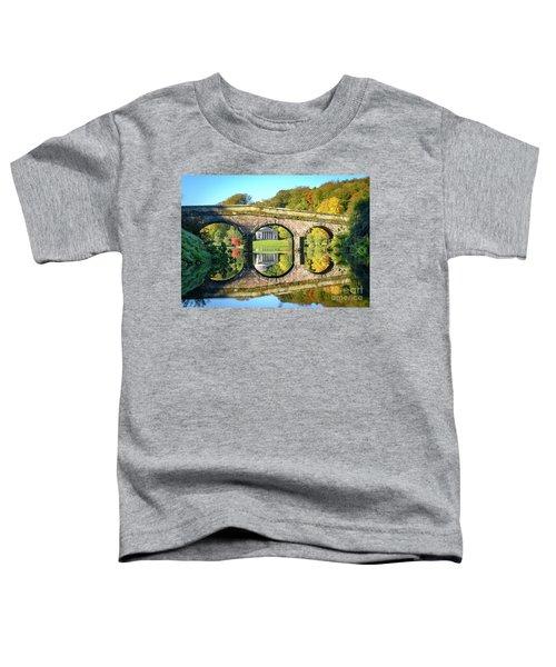 Stourhead Autumn Toddler T-Shirt