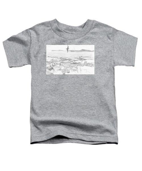 Subantarctic Island Toddler T-Shirt