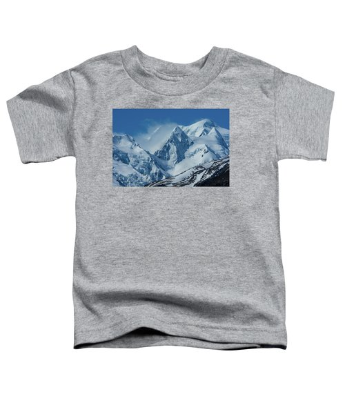 Summer Winds In Mount Cook National Park Toddler T-Shirt