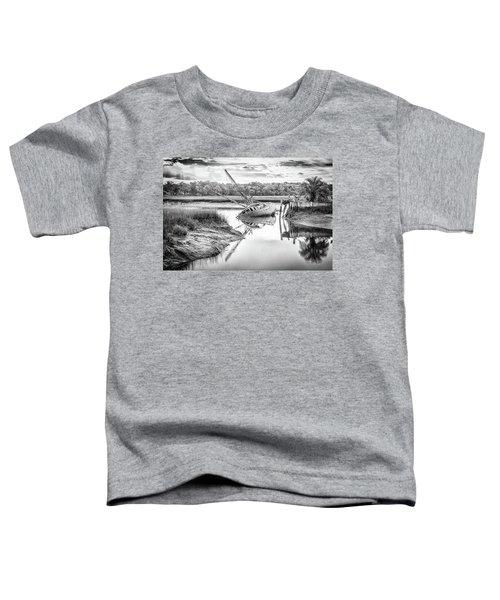 Sunken Treasure Toddler T-Shirt