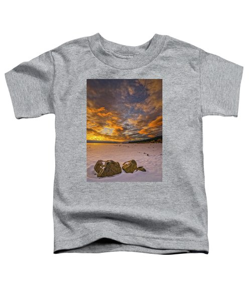Sunrise Rocks Toddler T-Shirt