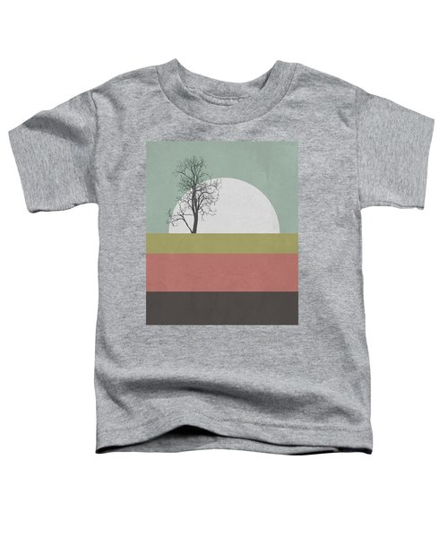 Sunset Tree Toddler T-Shirt