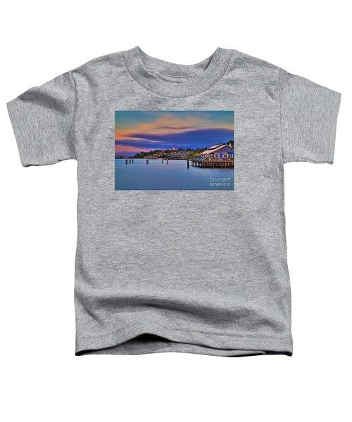 Tacoma, Point Ruston Toddler T-Shirt