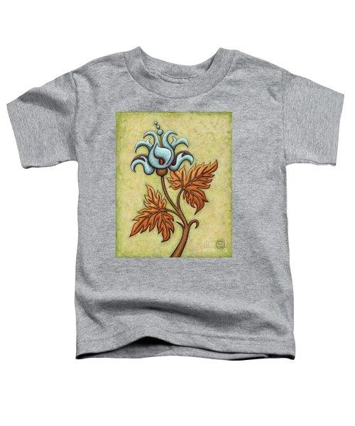 Tapestry Flower 2 Toddler T-Shirt