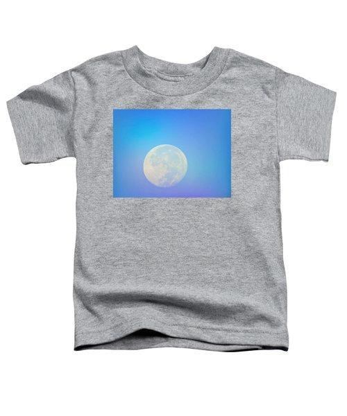 Taurus Almost Full Moon Blend Toddler T-Shirt