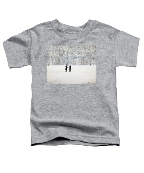 The Agreement Toddler T-Shirt