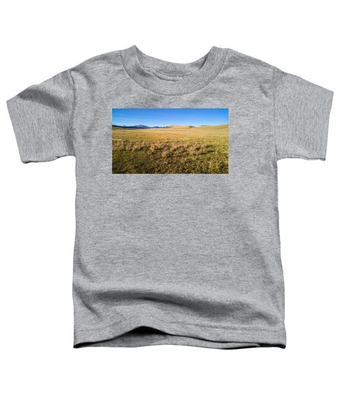 Toddler T-Shirt featuring the photograph The Beautiful Valley by Carl Young