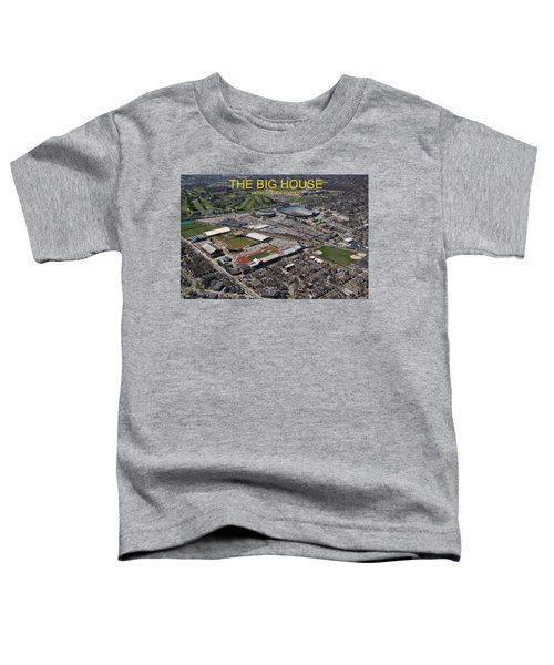 The Big House Toddler T-Shirt