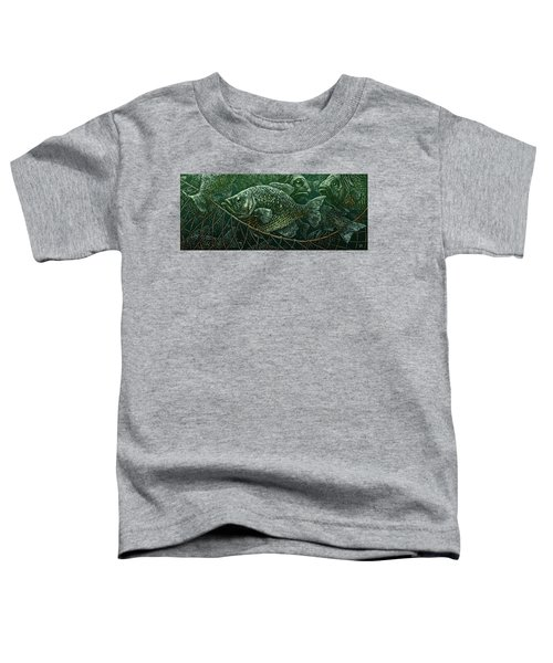 The Catch Toddler T-Shirt