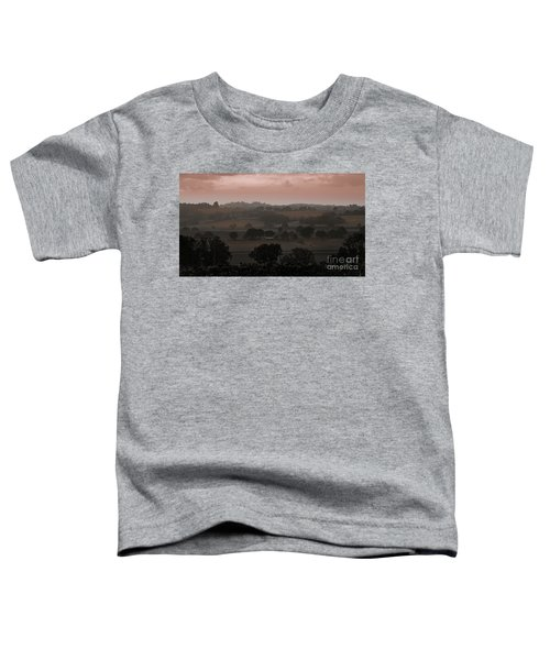 The English Landscape Toddler T-Shirt