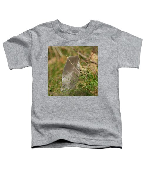 The Feather Toddler T-Shirt