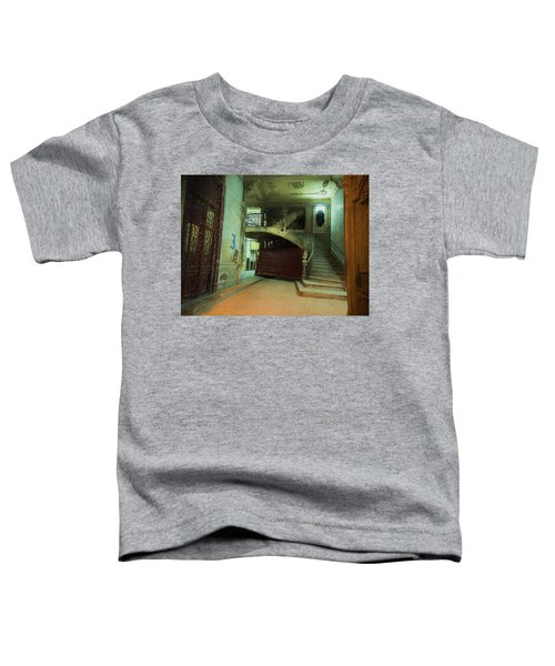 The Grand Entrance Toddler T-Shirt