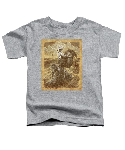 The Harvesters Toddler T-Shirt