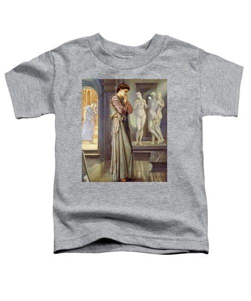 The Heart Desires Toddler T-Shirt