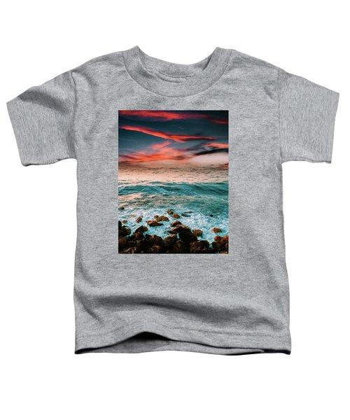 The Horizon Toddler T-Shirt