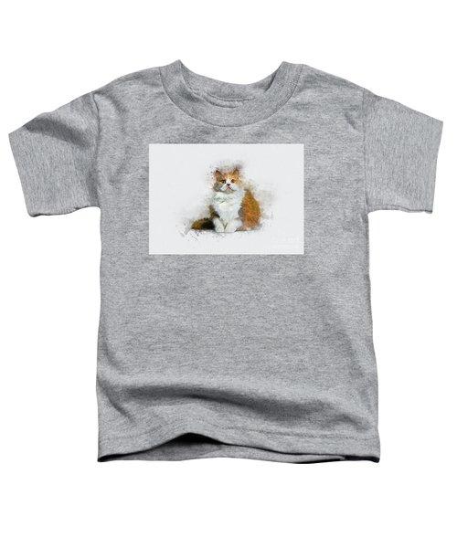 The Hypnotist Toddler T-Shirt