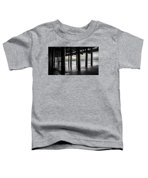 The Light Downunder - B And W Toddler T-Shirt