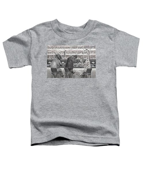 The Locals Desaturated  Toddler T-Shirt