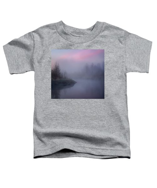 The Old River Toddler T-Shirt