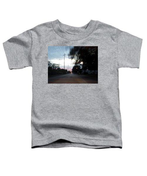 The Passenger 03 Toddler T-Shirt