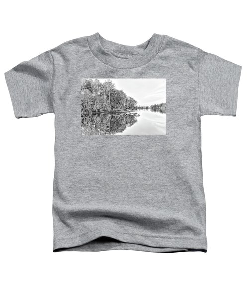 The Point At Coosaw Plantation Toddler T-Shirt